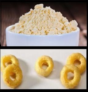 La farine de pois : un apport nutritionnel dans les aliments extrudés expansés