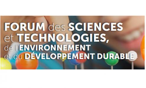7 ème Forum des sciences et technologies, de l'environnement et du développement durable