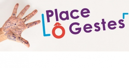 Logo Place ô Gestes