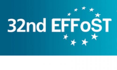 32ème EFFoST du 6 au 8 novembre 2018 à Nantes.