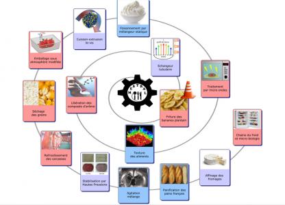 MESTRAL, un outil numérique pour l'apprentissage des procédés agro-alimentaires
