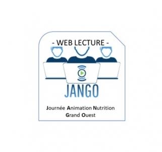 Web lecture JANGO #3 : Axe 4 - Allergie et nutrition le 30 juin de 18h à 19h en visioconférence