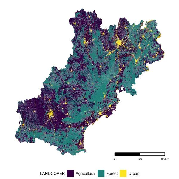 landcover