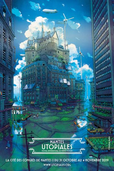 utopiales nantes science fiction