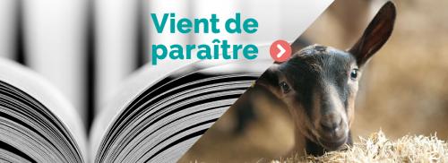 Comprendre, évaluer et améliorer le bien-être des animaux d'élevage
