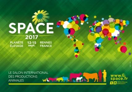 Conférence Inra au SPACE sur la gestion intégrée de la santé animale
