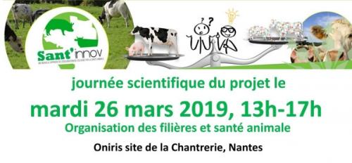 La journée scientifique du projet Sant'innov