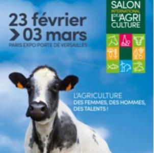 Le centre Inra Pays de la Loire au salon de l'Agriculture du 23 février au 3 mars 2019