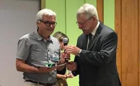 Médaille d'Or de l'Académie d'Agriculture JPRenou