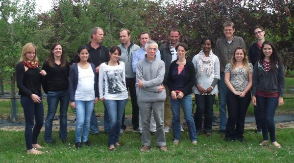 Equipe FruitQual 2014
