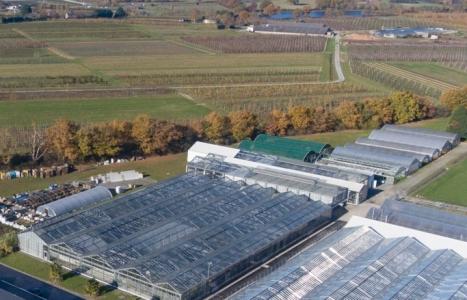 Domaines et installations expérimentals à Angers