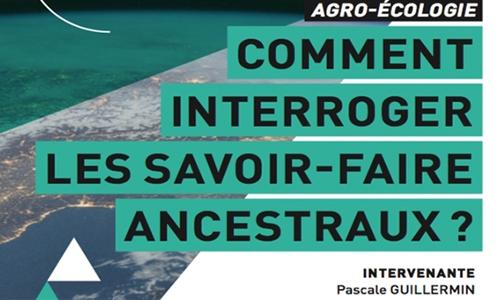 Conférence agro-écologie