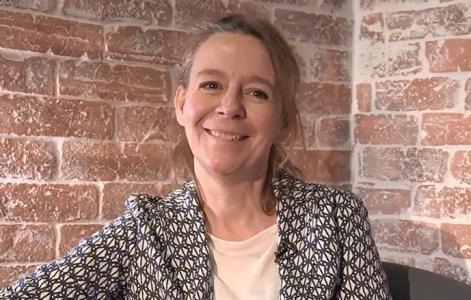 Patricia Parnet, directrice de l'UMR PhAN, Inra Pays de la Loire