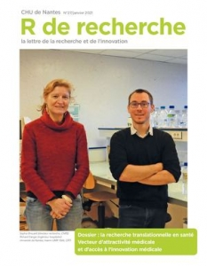 R de recherche - N°27/janvier 2021 - CHU de Nantes