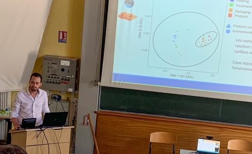 PhD defense of Aurélien Maillet